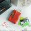 กระเป๋าสตางค์ ใส่เหรียญ รุ่น EVE สีขาวนวล thumbnail 16
