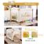 B10105 เตียงนอนเด็ก เพลย์เพ็น สิ้นค้าใหม่นำเข้าราคาถูก A2 สีเหลืองอ่อน thumbnail 1