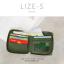 กระเป๋าสตางค์ผู้หญิง LIZE-S สีเขียว thumbnail 2