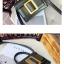 กระเป๋าหนังพรีเมี่ยม PU ทรง boyy bags (Green) thumbnail 4