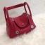 กระเป๋า hermes Lindy 26' Red thumbnail 1
