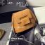 กระเป๋าสะพายข้างผู้หญิง รุ่น MILA สีน้ำตาล thumbnail 4