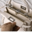 กระเป๋าหนังวัวแท้ Fendi Gray (21x17x12cm) thumbnail 16