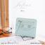 กระเป๋าสตางค์ผู้หญิง JULIUS Slim สีเขียวมิ้นท์ thumbnail 5