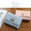 กระเป๋าสตางค์ผู้หญิง ใบสั้น รุ่น RINN สีชมพู thumbnail 6