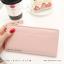 กระเป๋าสตางค์ผู้หญิง รุ่น CLASSIC สีชมพู thumbnail 17