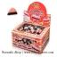 พร้อมส่ง ** Strawberry Shortcake Chocolate ช็อคจิ๋วรูปสตรอว์เบอร์รี่ช็อทเค้ก กล่องใหญ่ 80 ชิ้น (ช็อคโกแลตทนร้อนได้ ไม่ละลาย) thumbnail 1