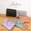 กระเป๋าสตางค์ผู้หญิง JULIUS สีม่วง thumbnail 13