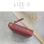 กระเป๋าสตางค์ผู้หญิง LIZE-S สีเขียว thumbnail 9