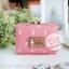 กระเป๋าสตางค์ผู้หญิง FLORA-Pink thumbnail 1