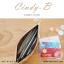 กระเป๋าสตางค์ผู้หญิง ทรงถุง สีแดง รุ่น CINDY-B thumbnail 10