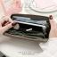 กระเป๋าสตางค์ผู้หญิง LIZE-L สีชมพู thumbnail 17