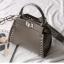 กระเป๋าหนังวัวแท้ Fendi Gray (21x17x12cm) thumbnail 1