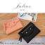 กระเป๋าสตางค์ผู้หญิง JULIUS สีม่วง thumbnail 18
