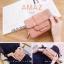 กระเป๋าสตางค์ผู้หญิง ขนาดกลาง รุ่น AMAZ สีม่วง thumbnail 33