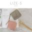 กระเป๋าสตางค์ผู้หญิง LIZE-S สีเขียว thumbnail 11