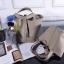 กระเป๋าหนังวัว รุ่น Picotin 18' Gray thumbnail 1