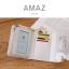 กระเป๋าสตางค์ผู้หญิง ขนาดกลาง รุ่น AMAZ สีม่วง thumbnail 22