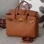 กระเป๋า hermes birkin 30' (Brown) thumbnail 1