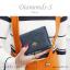 กระเป๋าสตางค์ผู้หญิง ใบสั้น รุ่น DIAMONDS-S สีดำ thumbnail 24