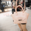 กระเป๋าสะพายข้าง รุ่น LIZA สีดำ thumbnail 5