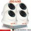 JIGAMI (( Camera+DVR set4 )) D56C0TIRP x4 7104HQHI-F1 x1 thumbnail 1