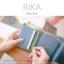 กระเป๋าสตางค์ผู้หญิง รุ่น RIKA สี Indian Red แดงอินเดียน thumbnail 15