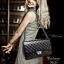กระเป๋าหนังแกะแท้ ทรง chanel คลาสสิก ( ขนาด 30x20x11cm) thumbnail 1