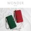 กระเป๋าสตางค์ผู้หญิง รุ่น WONDER สีชมพู thumbnail 12