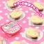 พร้อมส่ง ** Hello Kitty Chocolate ช็อคจิ๋วรูปคิตตี้ 1 ชิ้น (ช็อคโกแลตทนร้อนได้ ไม่ละลาย) thumbnail 1