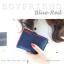 กระเป๋าสตางค์ผู้หญิง BOYFRIEND-Blue-Red thumbnail 1