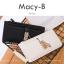 กระเป๋าสตางค์ผู้หญิง ทรงถุง รุ่น MACY-B สีแดง อินเดีย thumbnail 18