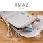 กระเป๋าสตางค์ผู้หญิง ขนาดกลาง รุ่น AMAZ สีม่วง thumbnail 23