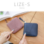 กระเป๋าสตางค์ผู้หญิง LIZE-S สีเขียว thumbnail 15