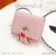 กระเป๋าสตางค์ผู้หญิง ใบสั้น รุ่น DIAMONDS-S สีดำ thumbnail 12