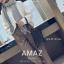 กระเป๋าสะพายข้าง กระเป๋าคลัชท์ ผู้หญิง รุ่น AMAZ Clutch thumbnail 8