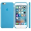 iPhone 6Plus,6SPlus Silicone Case -Blue , เคสซิลิโคน iPhone 6Plus,6SPlus - สีฟ้า thumbnail 2