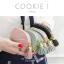 กระเป๋าสตางค์ ใส่เหรียญ รุ่น COOKIE I สีดำ thumbnail 5