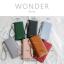 กระเป๋าสตางค์ผู้หญิง รุ่น WONDER สีชมพู thumbnail 24