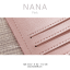 กระเป๋าสตางค์ผู้หญิง แบบบาง รุ่น NANA thumbnail 11