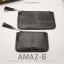 กระเป๋าสตางค์ผู้หญิง ทรงถุง รุ่น AMAZ-BL สีดำ thumbnail 3