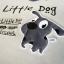 หุ้มเบาะ Little Dog (เทาอ่อน) thumbnail 2