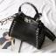 กระเป๋าหนังวัวแท้ Fendi Gray (21x17x12cm) thumbnail 6