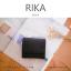 กระเป๋าสตางค์ผู้หญิง รุ่น RIKA สี Indian Red แดงอินเดียน thumbnail 8
