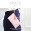กระเป๋าสตางค์ผู้หญิง ทรงถุง รุ่น SPACE สีฟ้า thumbnail 16
