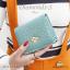 กระเป๋าสตางค์ผู้หญิง ใบสั้น รุ่น DIAMONDS-S สีดำ thumbnail 19