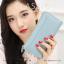 กระเป๋าสตางค์ผู้หญิง รุ่น CLASSIC สีชมพู thumbnail 4