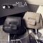 กระเป๋าสะพายข้างผู้หญิง รุ่น MILA สีน้ำตาล thumbnail 8