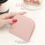 กระเป๋าสตางค์ผู้หญิง แบบบาง รุ่น ANNE สีเทา thumbnail 8