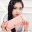 กระเป๋าสตางค์ผู้หญิง รุ่น LETTER สีชมพู thumbnail 9